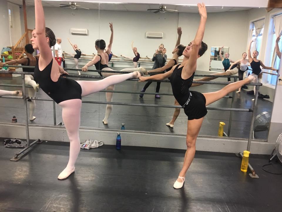 NCB Summer Intensive Gallery – Nanaimo Contemporary Ballet